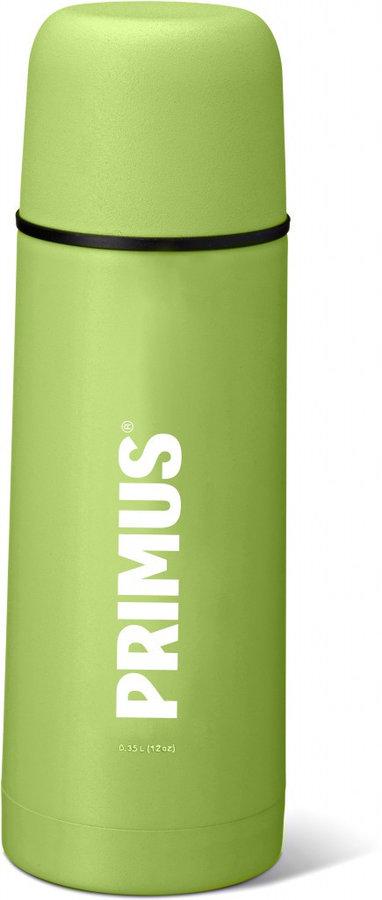 Zelená termoska na pití Vacuum Bottle, Primus - objem 0,5 l