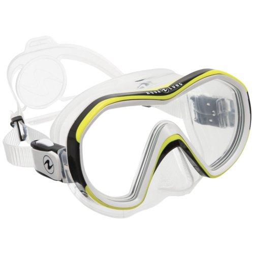 Žlutá potápěčská maska REVEAL X1, Aqualung