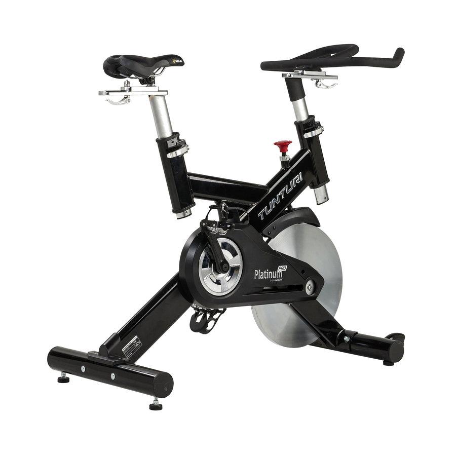 Cyklotrenažér PLATINUM PRO Sprinter bike, Tunturi - nosnost 150 kg
