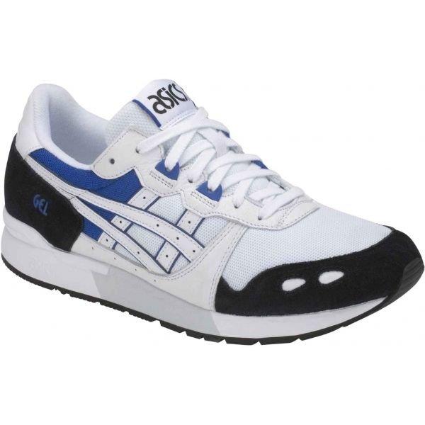 Bílo-černé pánské tenisky Asics - velikost 42,5 EU