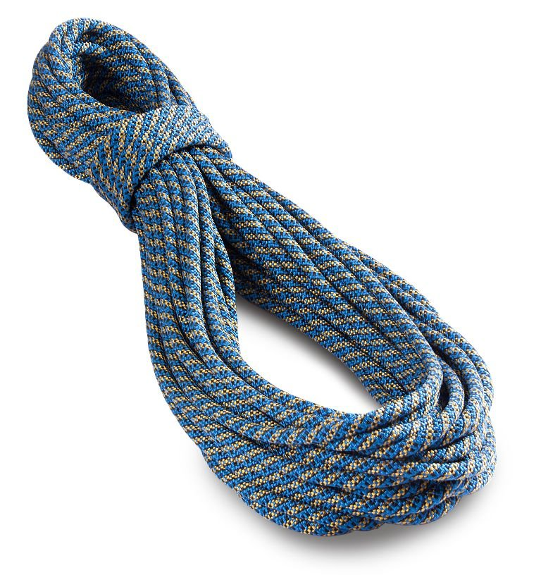 Modré horolezecké lano Tendon (Lanex) - průměr 10,2 mm