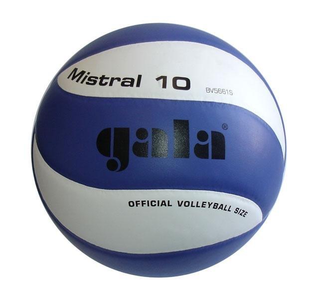 Volejbalový míč - Gala 5661 Míč Mistral 10