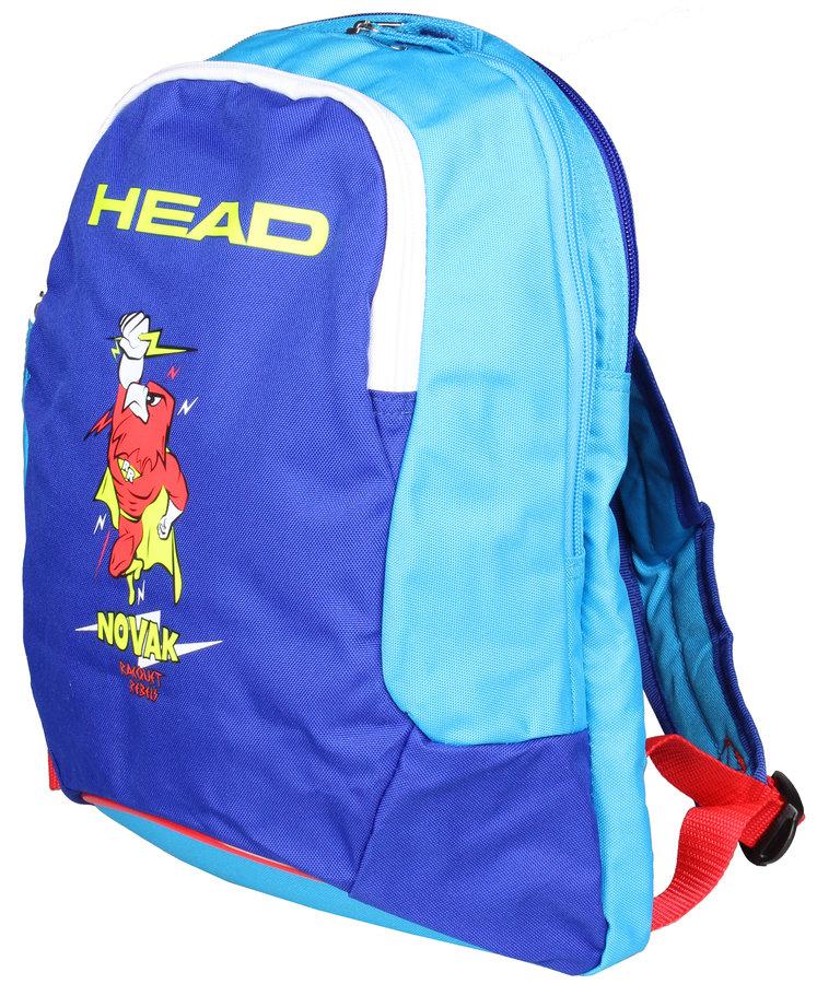 Fialový tenisový batoh Head