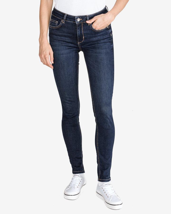 Modré dámské džíny Liu Jo - velikost 25