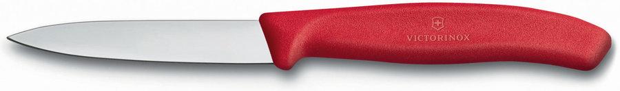 Nůž - Nůž na zeleninu Victorinox 8 cm 6.7601 Barva: červená