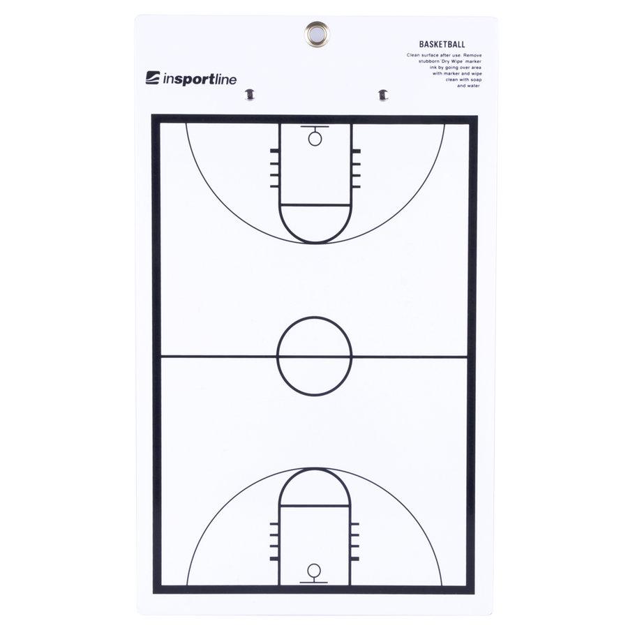 Basketbalová trenérská tabule - Trenérská deska na basketbal inSPORTline BK71