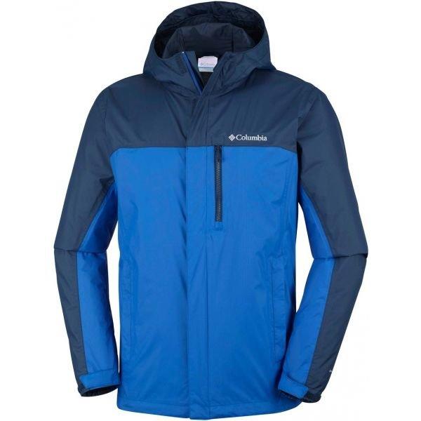Modrá pánská bunda Columbia
