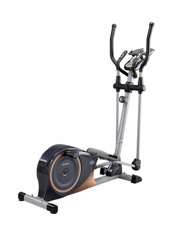 Magnetický eliptický trenažér Crosstrainer 2100, Spartan - nosnost 110 kg