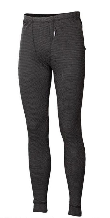 Černé pánské funkční kalhoty Progress - velikost XXL