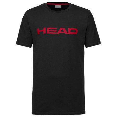 Černé pánské tenisové tričko Head