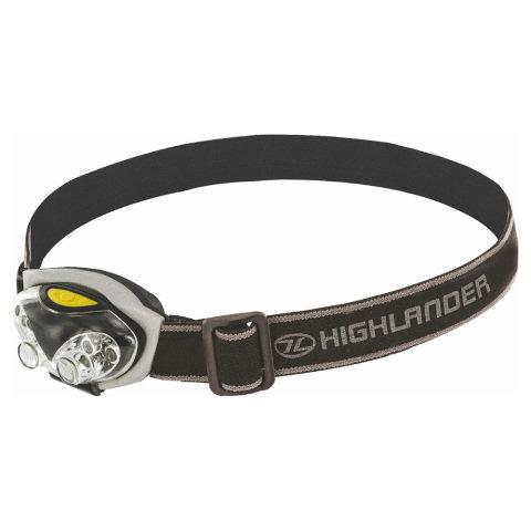 Čelovka - Svítilna čelová Spark 4+2 LED