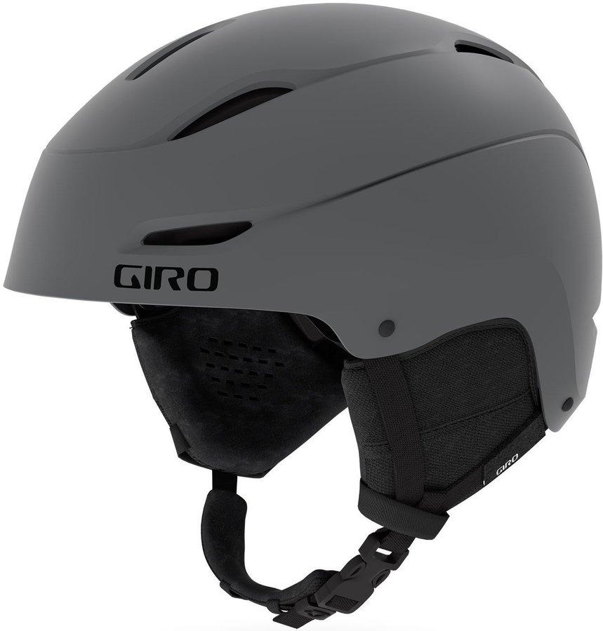 Šedá dámská helma na snowboard Giro - velikost 55,5-59 cm