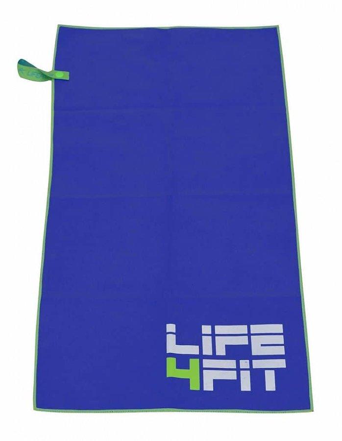 Ručník - LIFEFIT rychleschnoucí ručník z mikrovlákna 70x140cm, tmavě modrý