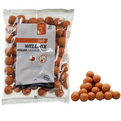 Boilies - Caperlan Boilies Wellmix Monstercrab