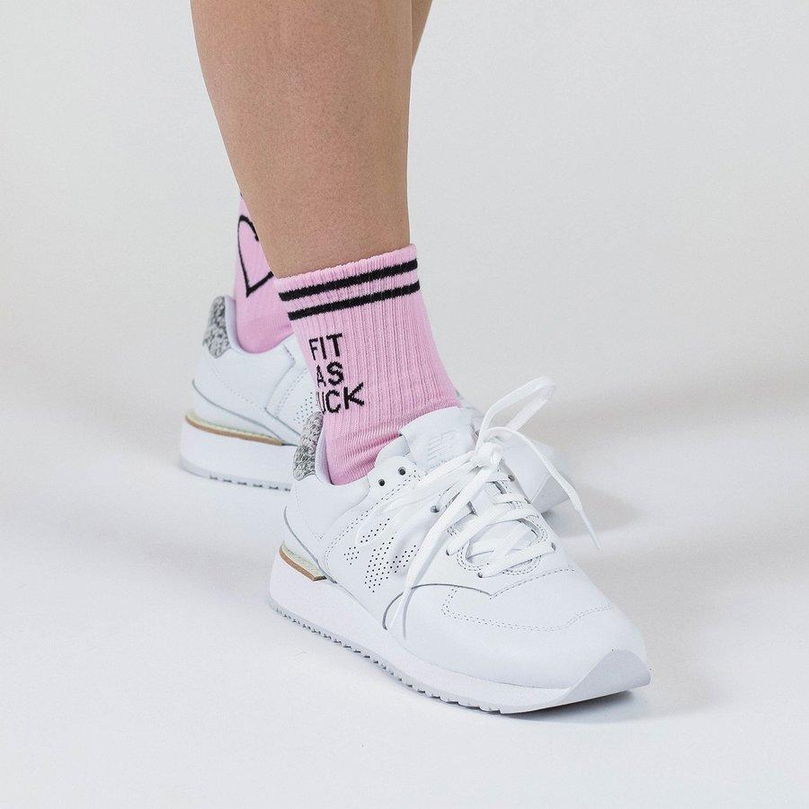 Bílé dámské tenisky New Balance - velikost 37,5 EU
