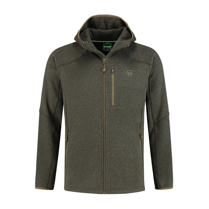 Rybářská mikina - Korda mikina Kore Polar Fleece Jacket Velikost: 3XL