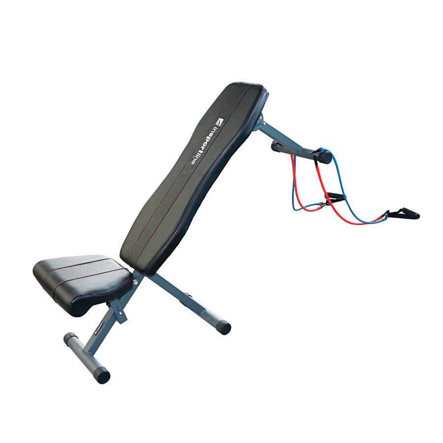Posilovací lavice - Multifunkční posilovací lavice inSPORTline SUB1156