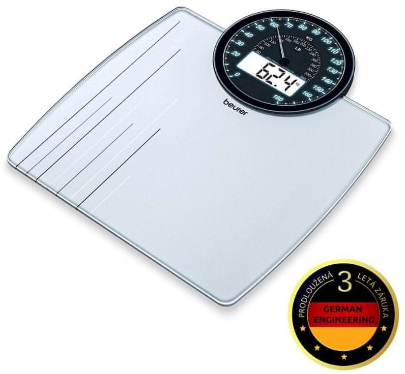 Digitální osobní váha Beurer