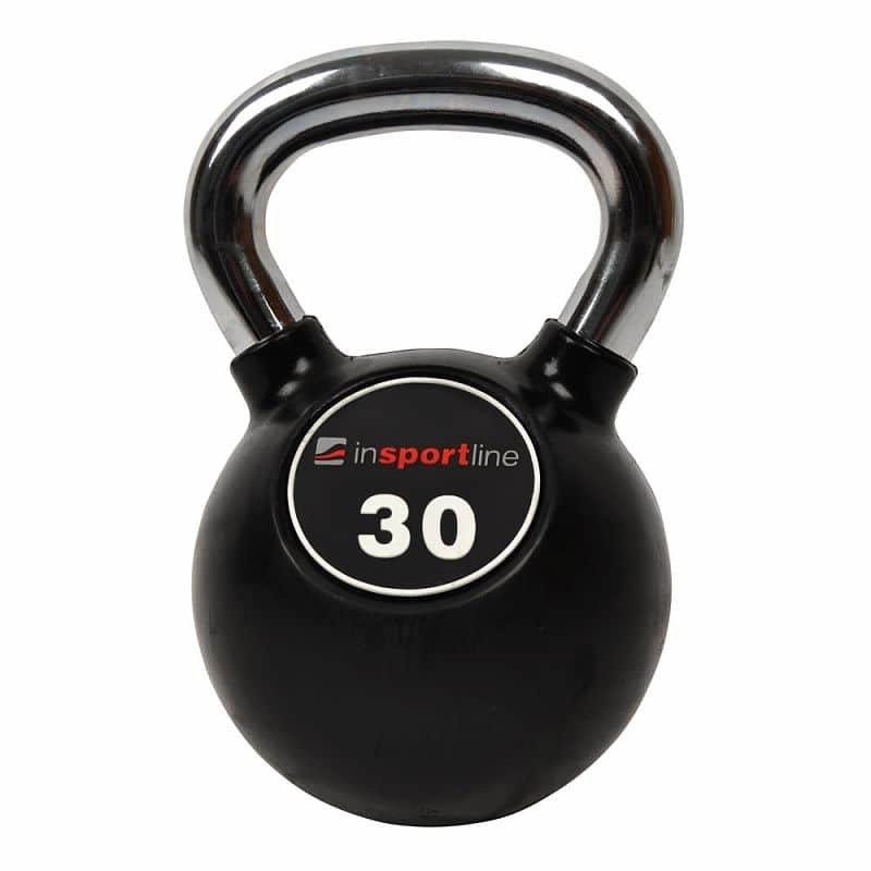 Kettlebell inSPORTline - 30 kg