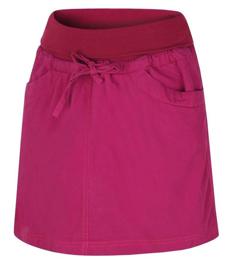Růžová dámská sukně Hannah - velikost 40
