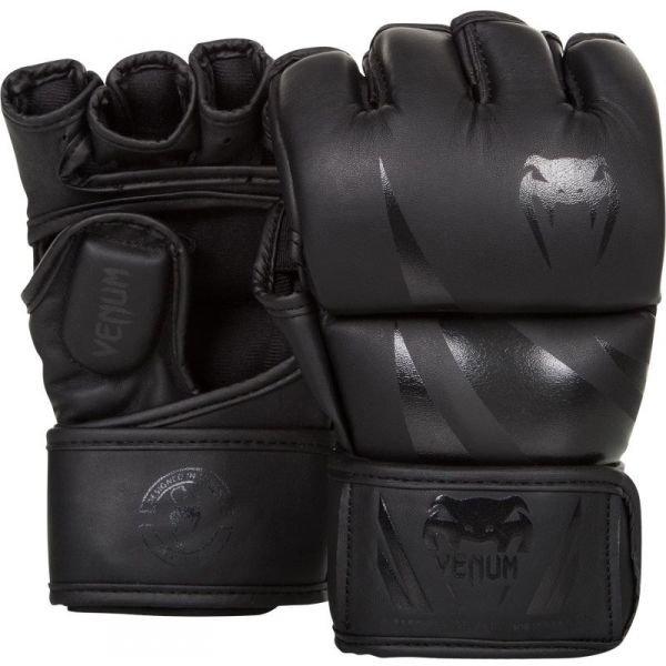 Černé MMA rukavice Venum - velikost L-XL