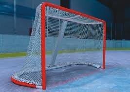 Síť do hokejové branky - Pokorný sítě chránič sítě vnější hokejové branky
