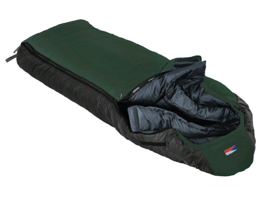 Zelený spací pytel PRIMA