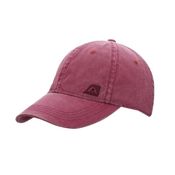 Růžová kšiltovka Bargog, Alpine Pro - univerzální velikost