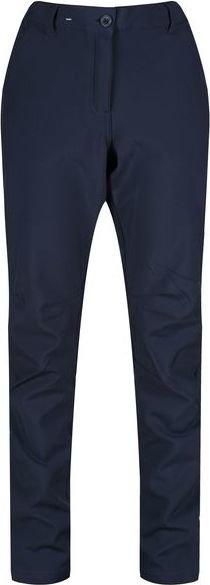 Modré zimní dámské kalhoty Regatta