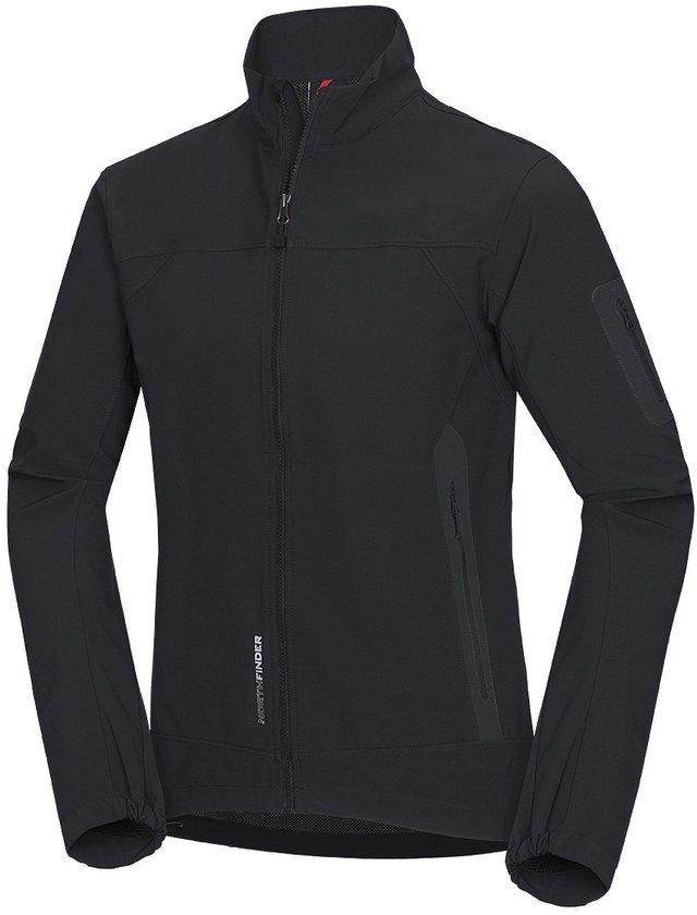 Černá pánská bunda NorthFinder