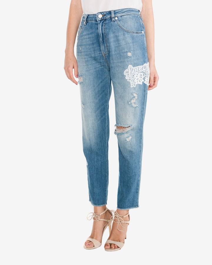 Dámské džíny Love Moschino