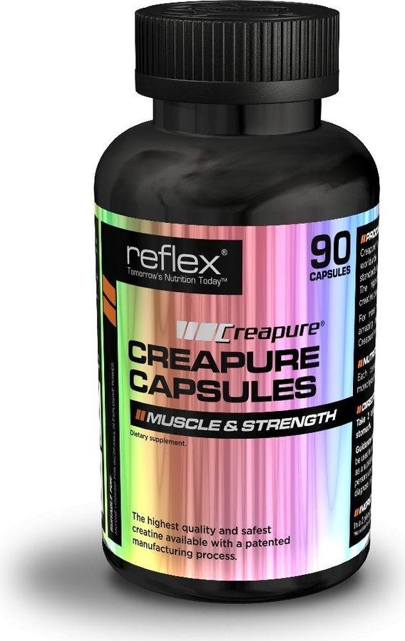 Kreatin - Reflex CREAPURE Creatin 90 kapslí