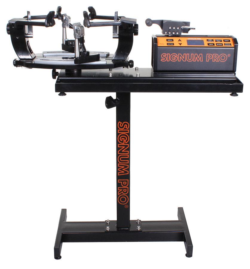 Černý elektronický vyplétací stroj Signum Pro
