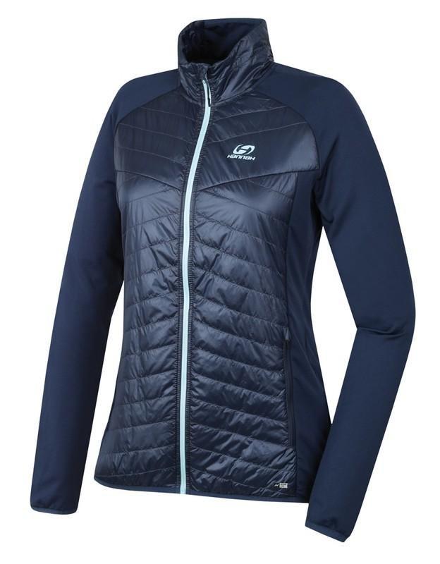 Modrá dámská lyžařská bunda Hannah - velikost 40