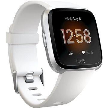 Bílé chytré pánské hodinky Versa Lite, Fitbit