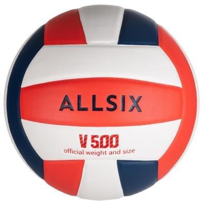 Různobarevný volejbalový míč Kipsta - velikost 5