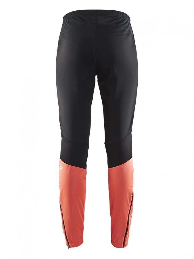 Černé dámské běžecké kalhoty Storm 2.0, Craft - velikost M