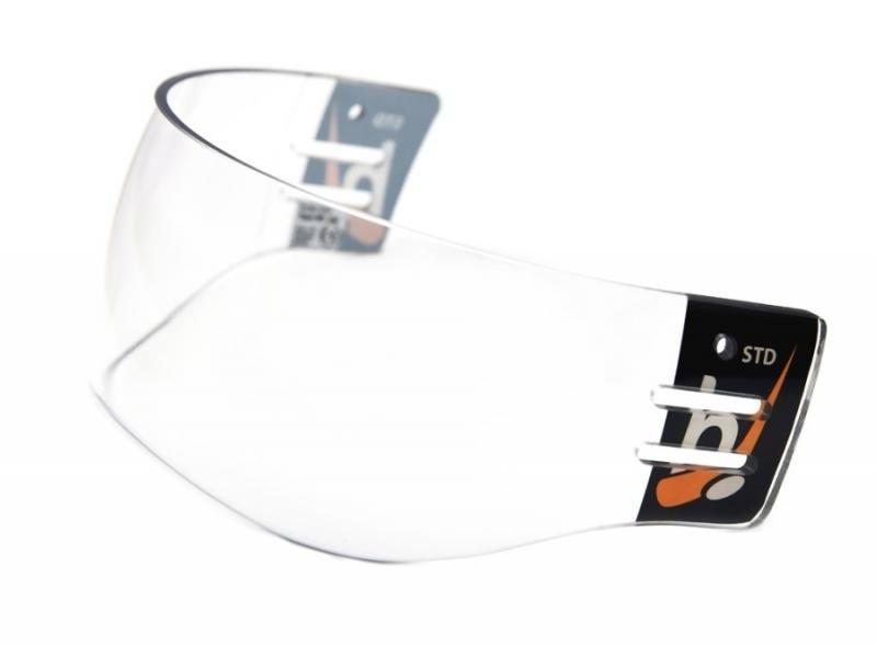Plexi na hokejovou helmu - Hejduksport MH 200 (vypouklé) plexi