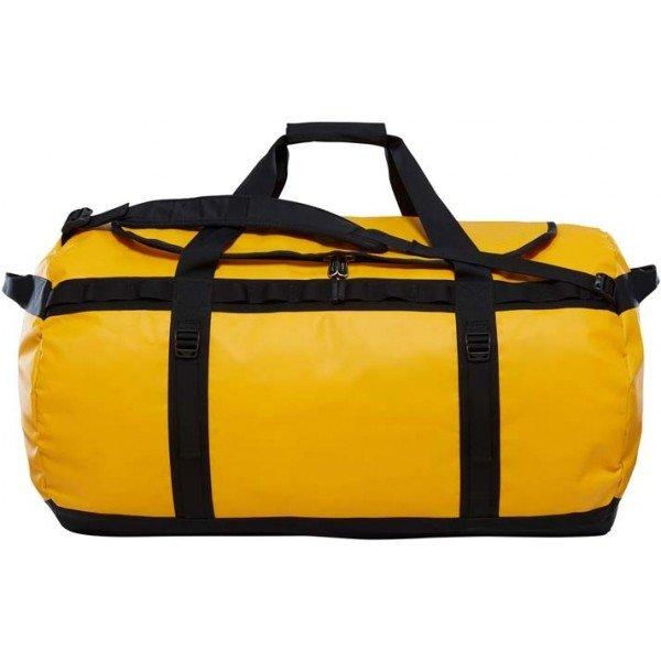 Žlutá sportovní taška The North Face
