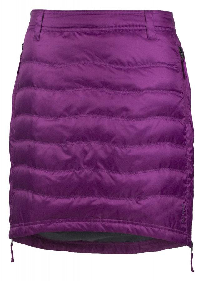 Růžová dámská sukně na běžky Skhoop - velikost S