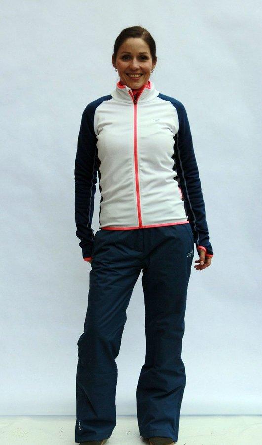 Modré dámské lyžařské kalhoty 2117 of Sweden