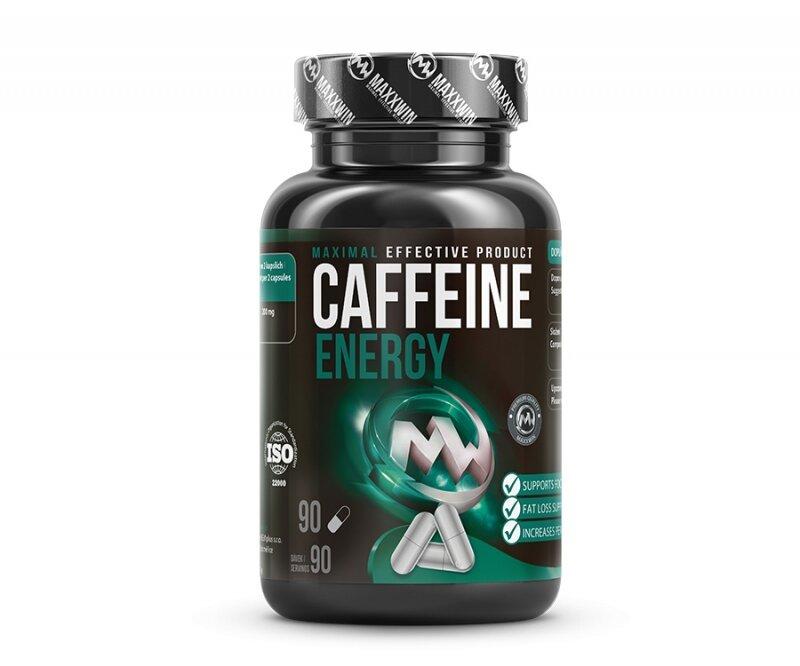 Kofein MaxxWin - 60 ks