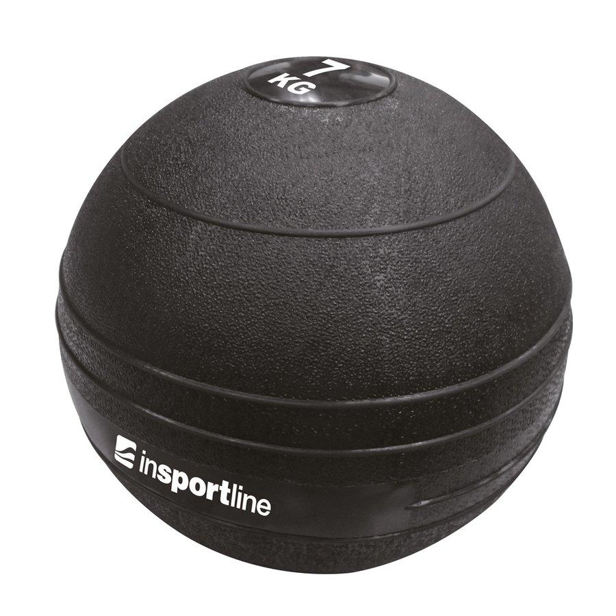 Medicinbal bez úchopů inSPORTline - 7 kg