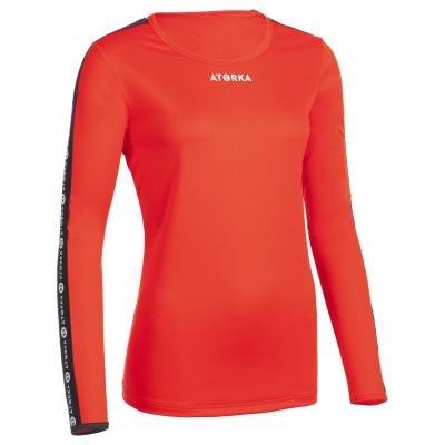Červený dámský házenkářský dres Atorka
