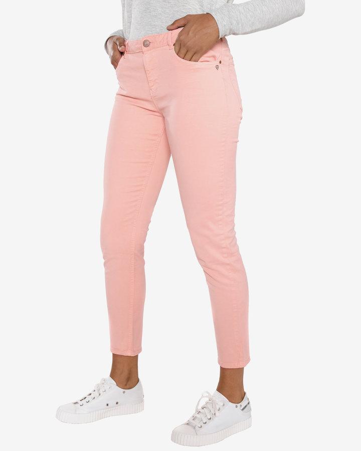 Růžové dámské džíny Scotch & Soda - velikost 27