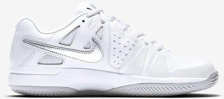Tenisová obuv - Dámská tenisová obuv Nike Air Vapor Advantage Clay White/Silver US 6,5 / EUR 37,5 / UK 4