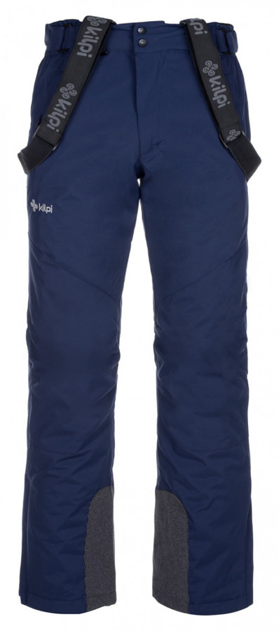 Modré pánské lyžařské kalhoty Kilpi - velikost L