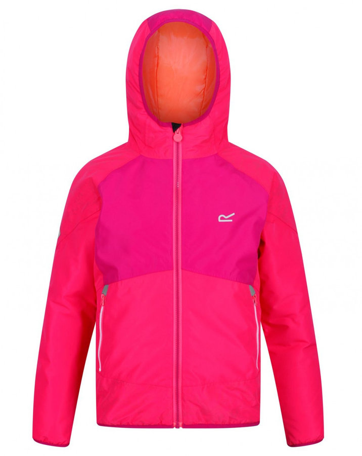 Růžová dívčí bunda Regatta