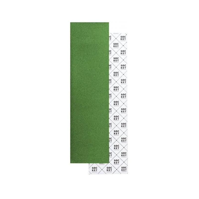 Zelené gripy na snowboard SOCKET