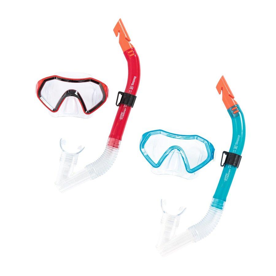 Potápěčská sada - Potápěčský set BESTWAY Hydro Swim 24025 - červený